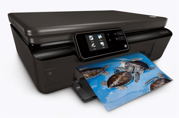 Multifunktionsdrucker »HP Photosmart 5510e-All-in-One« (Bild: Aldi Nord)